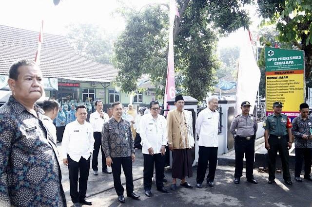 Puskesmas Cikalapa Wakili Subang ke Provinsi Jabar