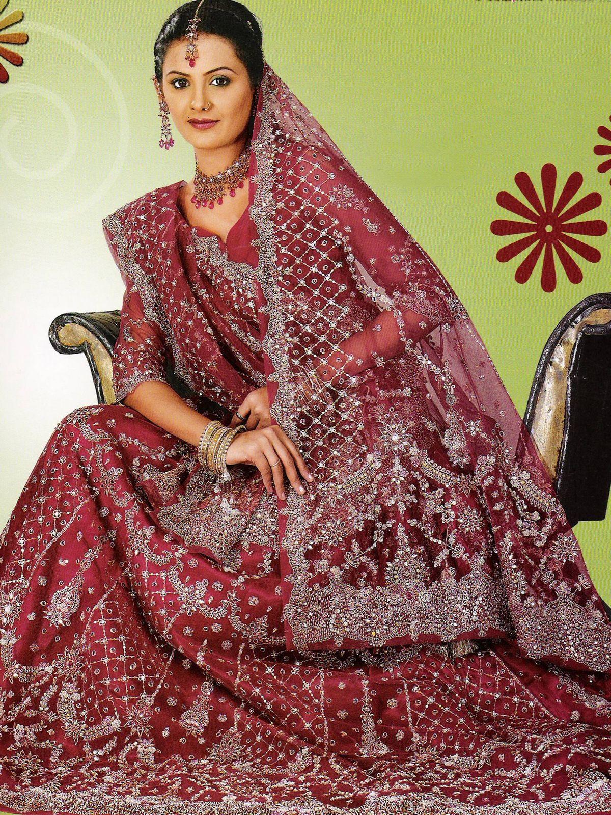 Indian Bridal Lenghas