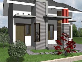teras rumah minimalis model terbaru