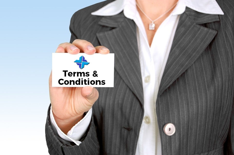 Terms and Conditions - Printixels