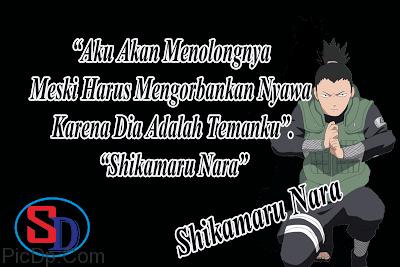 gambar kata mutiara anime naruto