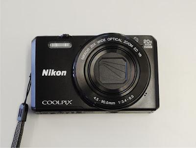 Nikon COOLPIX S7000 ブラック