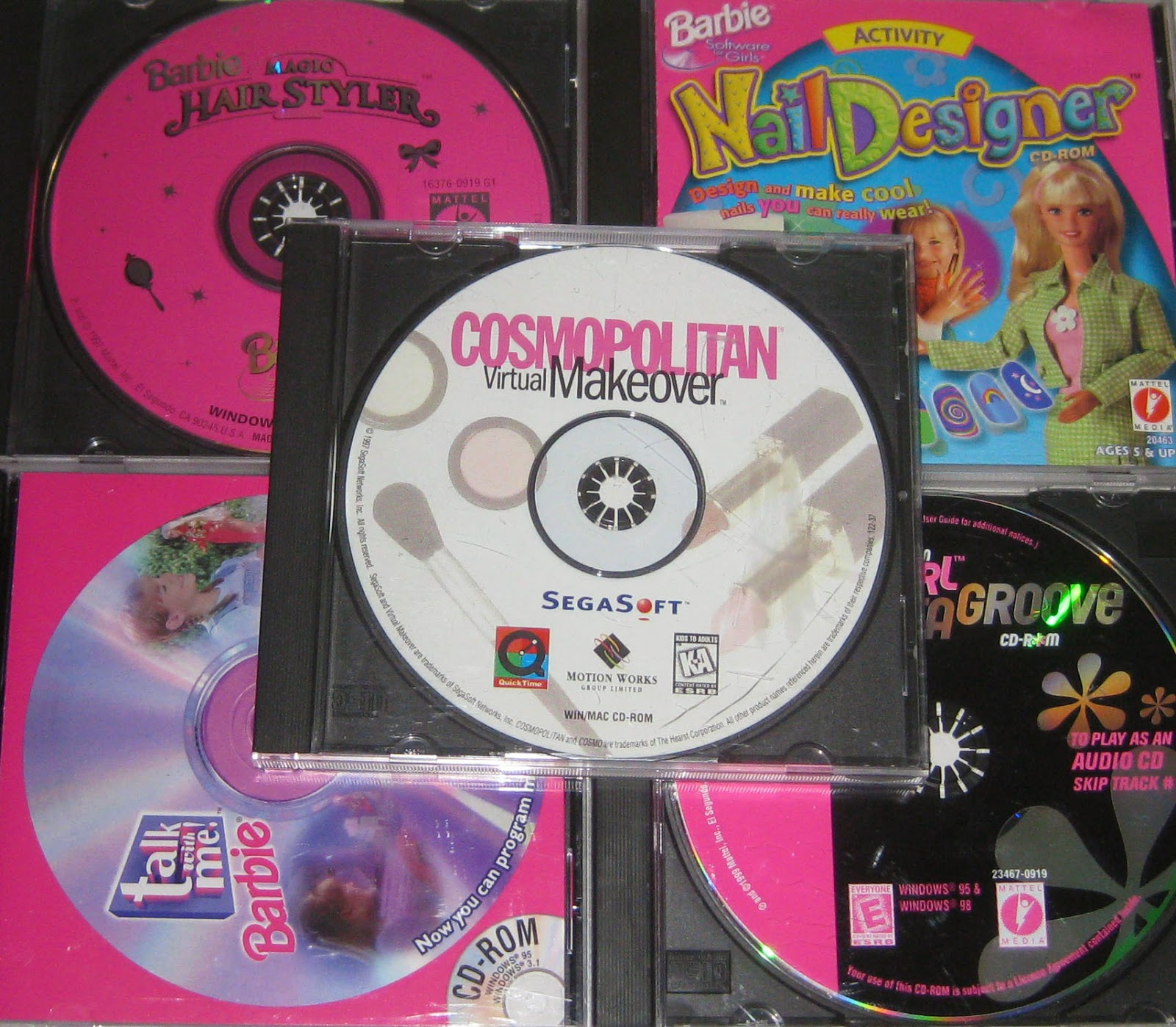 Barbie Fashion Show Game Online Free