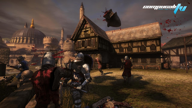 Chivalry Medieval Warfare PC Full Español Descargar 2012