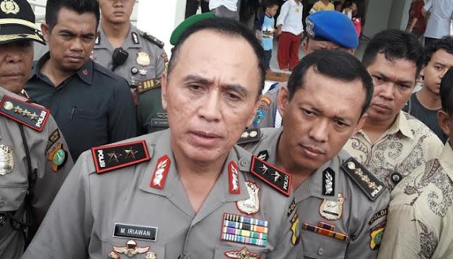 Permintaan Polisi Tunda Sidang Tuntutan Ahok Bermuatan Politis