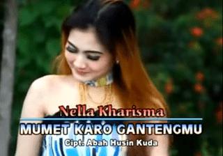 Lirik Lagu Mumet Karo Gantengmu - Nella Kharisma