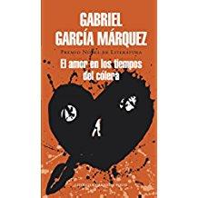 El amor en los tiempos del cólera, Gabo, GGM