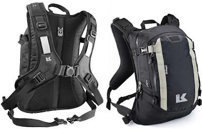 tas punggung Kriega R15 Backpack untuk berkendara