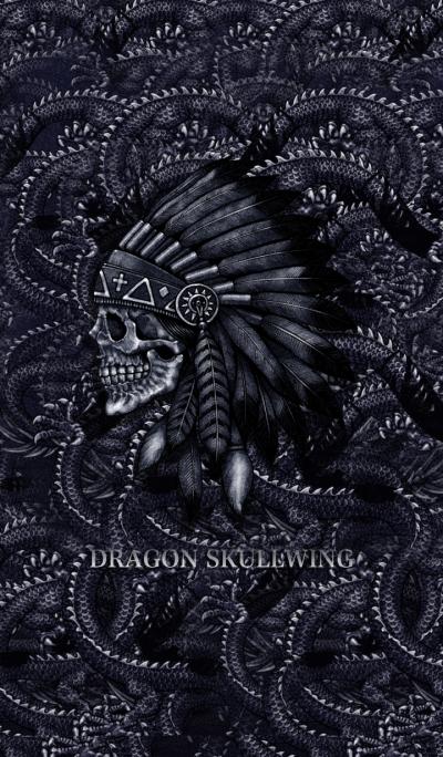 Dragon skullwing