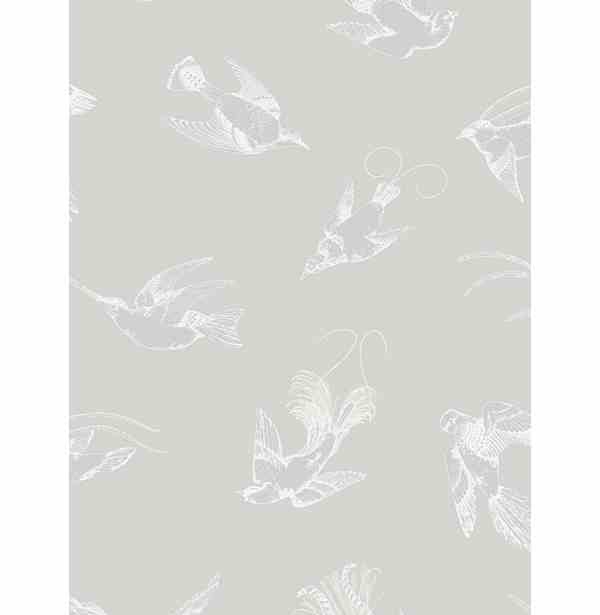 Nook & Cranny: Spring theme: bird wallpaper
