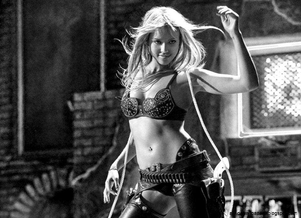 Jessica Alba Nude In Sin City 106