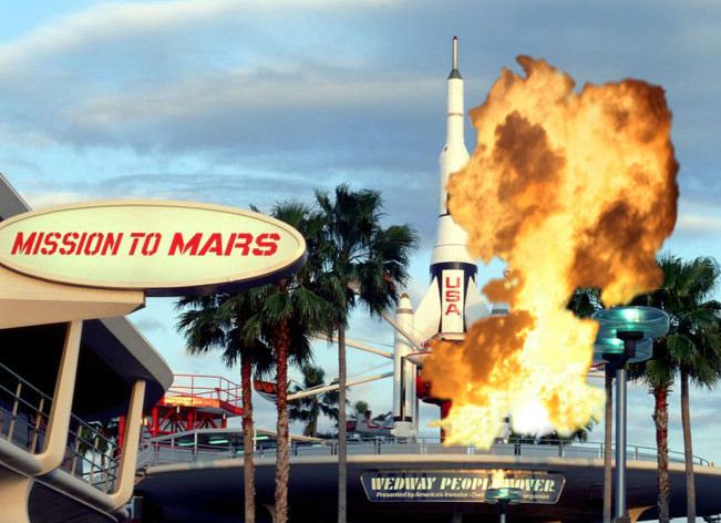 spacex manned mars mission - photo #13