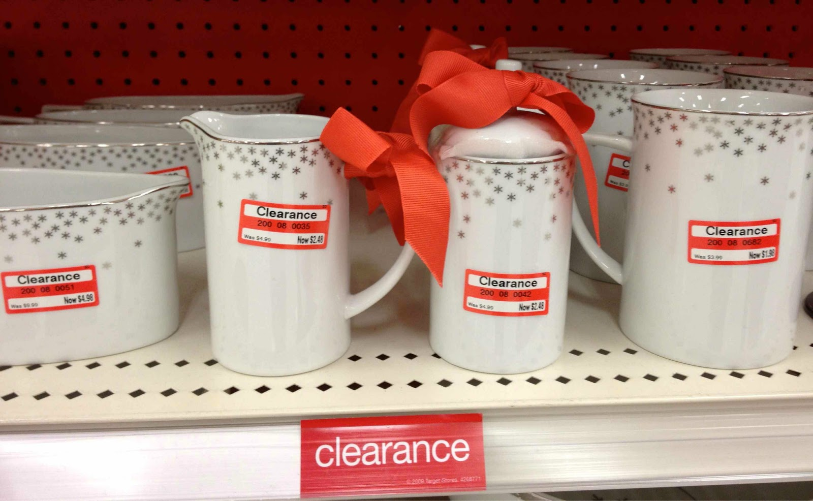 Target Holiday Home Décor Clearance | Driven by Decor