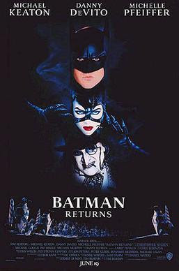 Sinopsis Film Batman Returns (1992)
