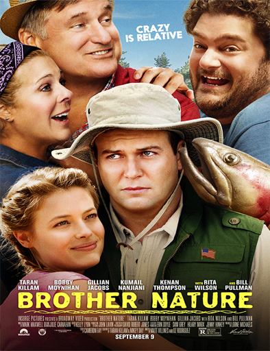 Ver Brother Nature (2016) Online