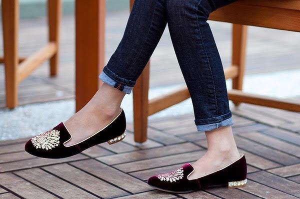 Tìm hiểu thế giới giày dép của các nàng