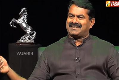 Seeman Nerukku naer – Vasanth TV