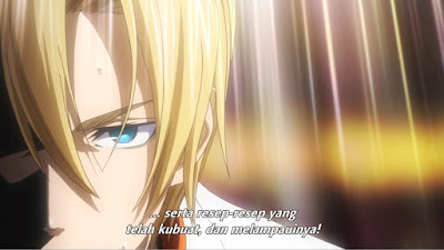 Shokugeki no Souma: Ni no Sara Episode 4 Subtitle Indonesia