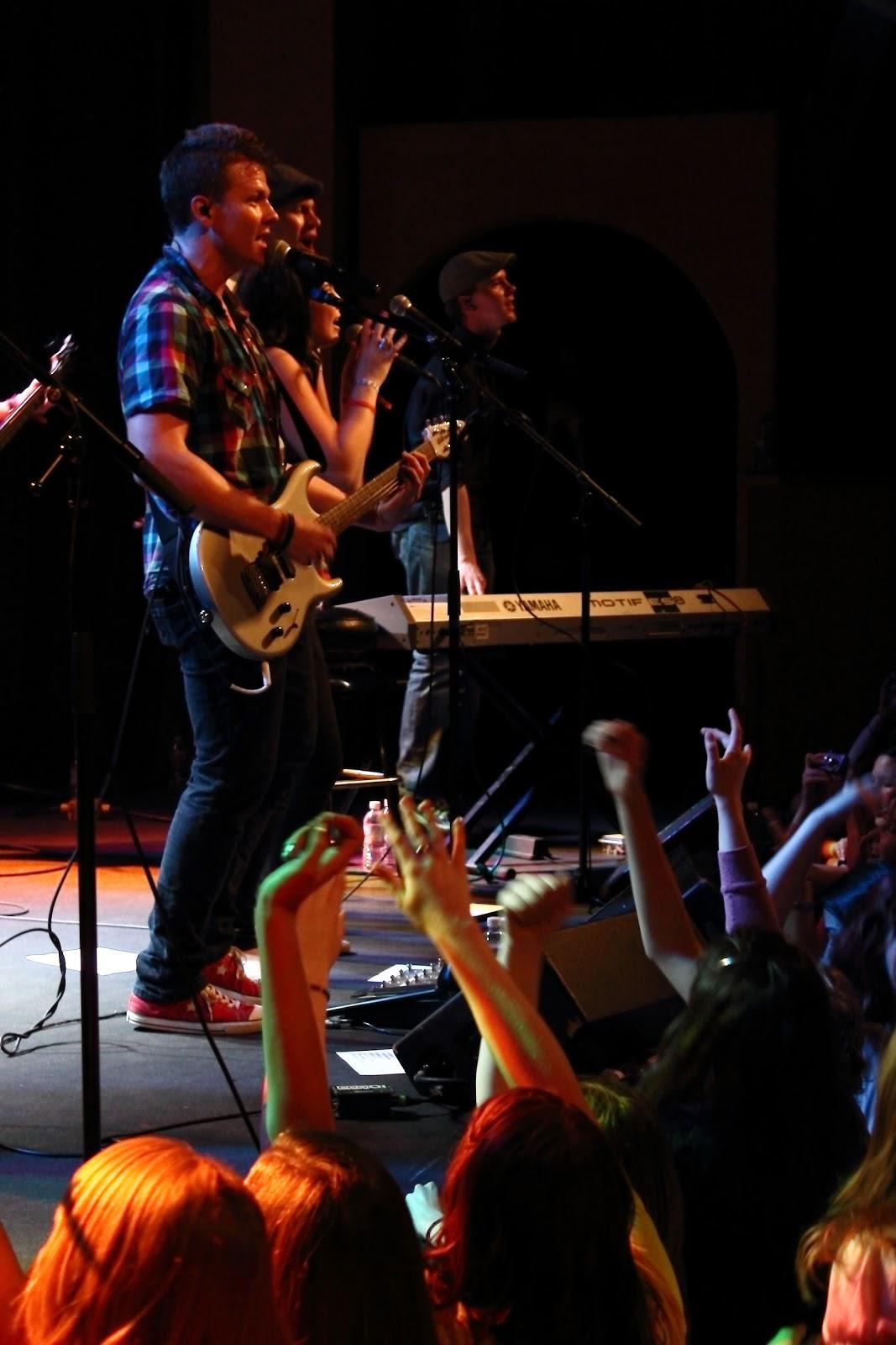 Reviews and Interviews: Tyler Ward Band May 29 2011
