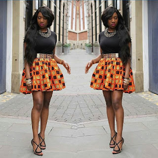 Hot Ankara Short Skirt And Top Styles For Ladies, hot ankara skirt styles for ladies, african ankara print styles on skirt, hot ankara top styles for ladies, hot ankara styles for hot ladies, ankara skirt and top styles, hot ankara skirt and blouse styles for ladies