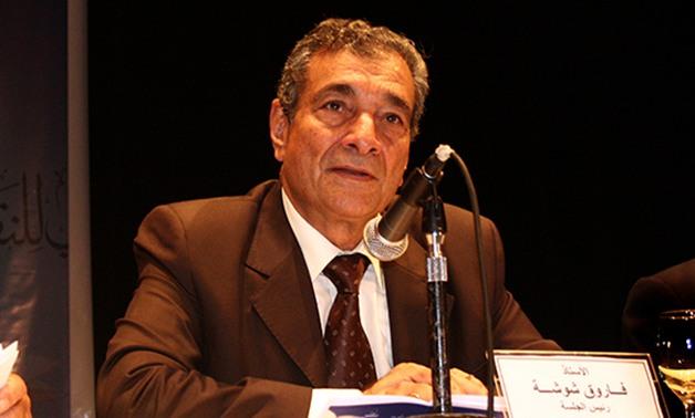 ماذا تعرف عن الراحل الشاعر الكبير فاروق شوشة ؟