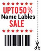 hippoblue name label discount voucher