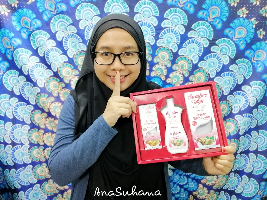 SUMBER AYU 3X WHITENING PEARLY WHITE