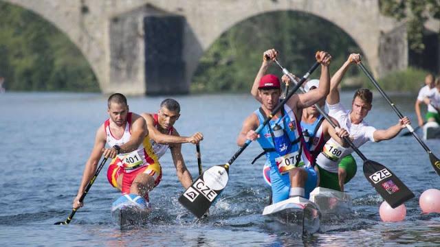 PIRAGÜISMO - Mundial en maratón 2018 (Vila Verde, Portugal): Hungría (8) y España (7) dominaron el medallero