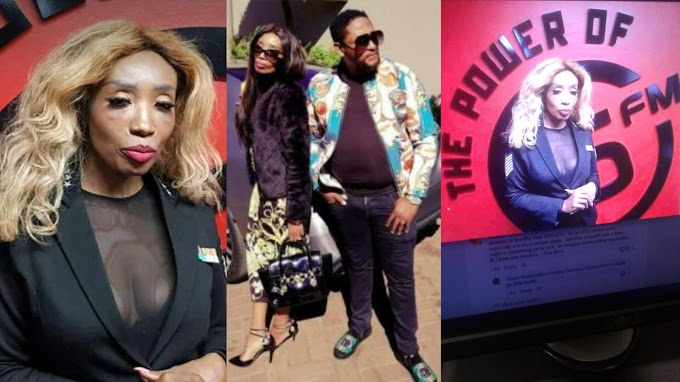 Sophie Ndaba 'I hear my heart stop beating and all of a sudden i was caught up in heaven'