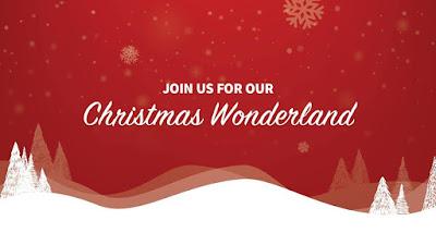 Springfree Trampoline Charlotte Christmas Wonderland