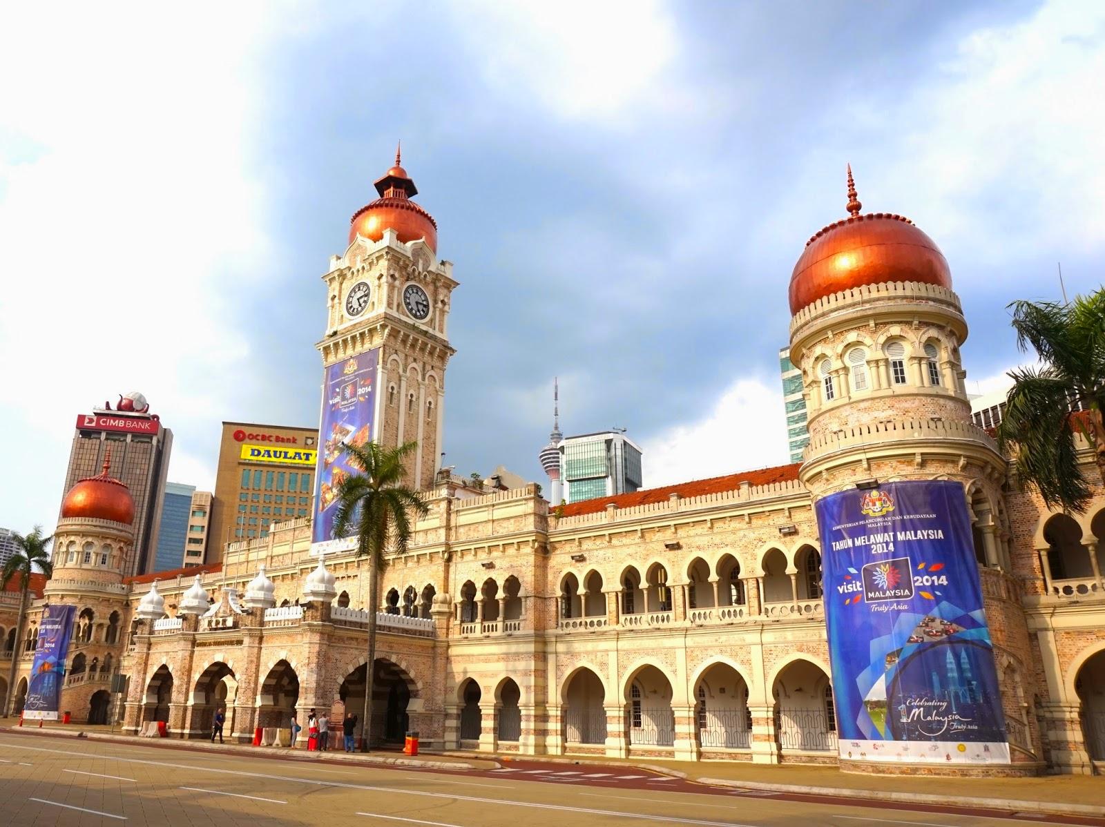 Vé rẻ Bay Thẳng Kuala Lumpur từ Nha Trang - Đà Nẵng