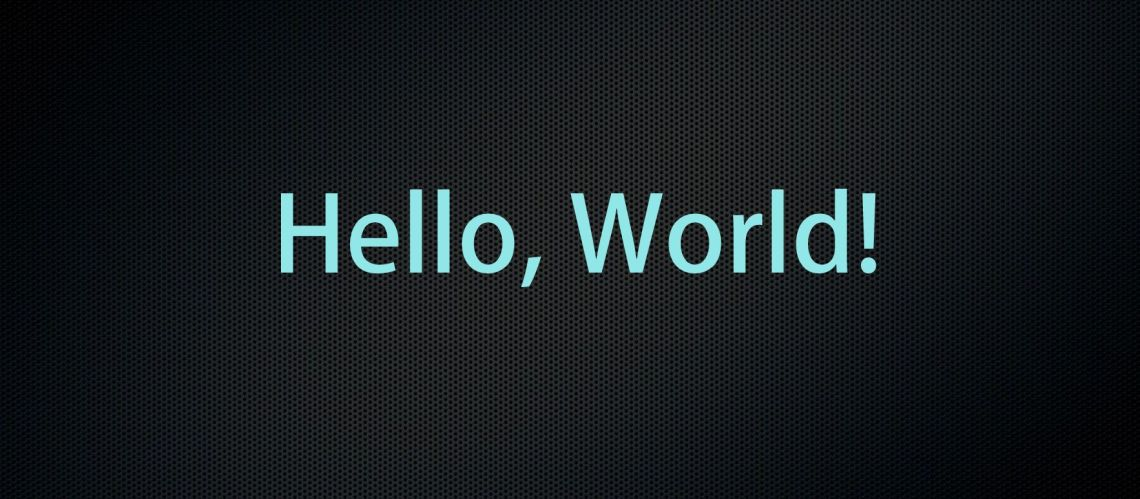 Hello World program/code in different programming languages