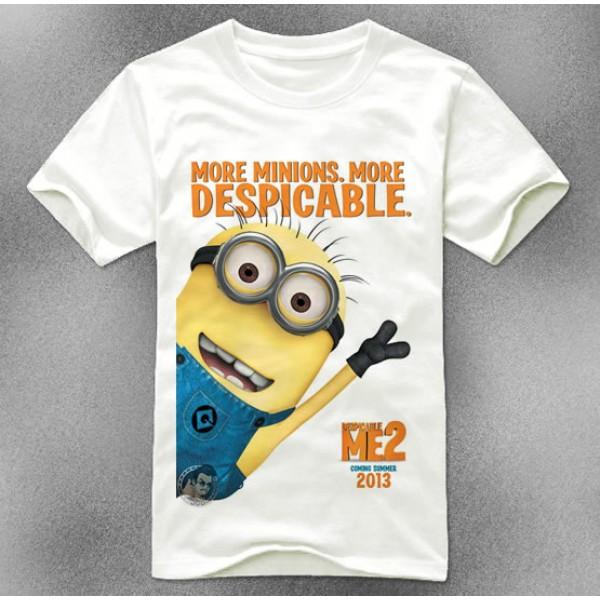 95fb9b241 Minions T Shirt. image gallery minion t shirts. men 39 s yellow ...