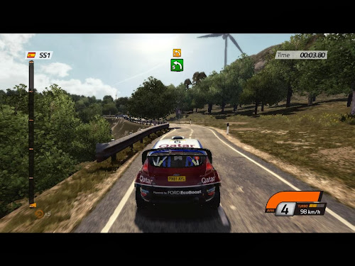 WRC 4 FIA World Rally Championship (2013) Full PC Game Mediafire Resumable Download Links