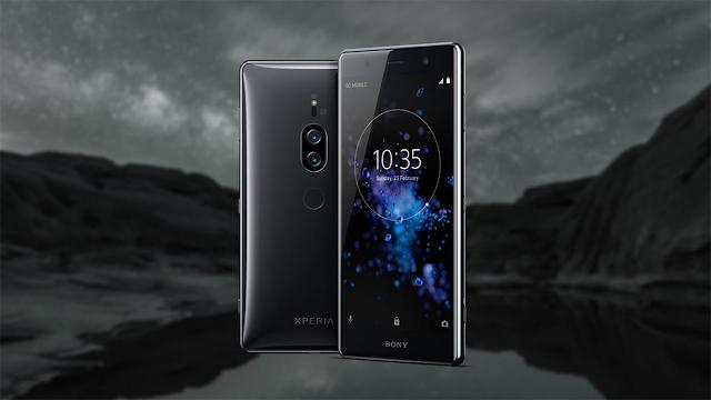Sony a lansat primul său telefon cu cameră foto duală - Xperia XZ2 Premium