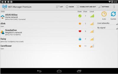 Descargar WiFi Manager Premium v3.6.0.8 APK