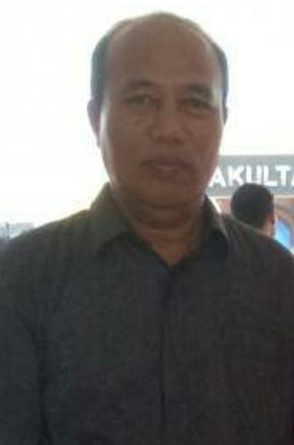 Sekretaris Dinkes Asahan Santoso.