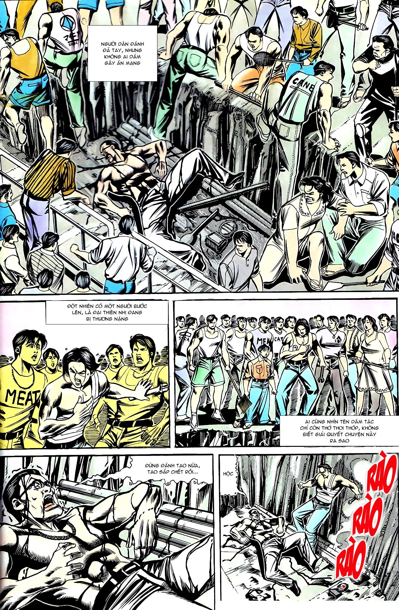 Người Trong Giang Hồ chapter 145: máu thịt tung tóe trang 11