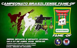 Campeonato Brasiliense de Artes Marciais