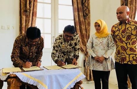 Gubernur Irwan Minta Balitbang dan OPD Tindaklanjuti MoU dengan BATAN