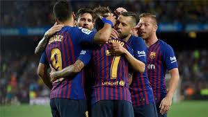 موعد مشاهدة مباراة برشلونة ضد بلد الوليد اليوم ضمن الدوري الاسباني والقنوات الناقلة