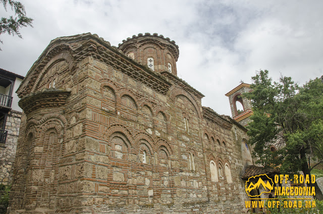 St. George church - Polog Monastery - Tikvesh Lake, Macedonia