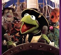 Muppet Treasure Island Shrimp Scampi