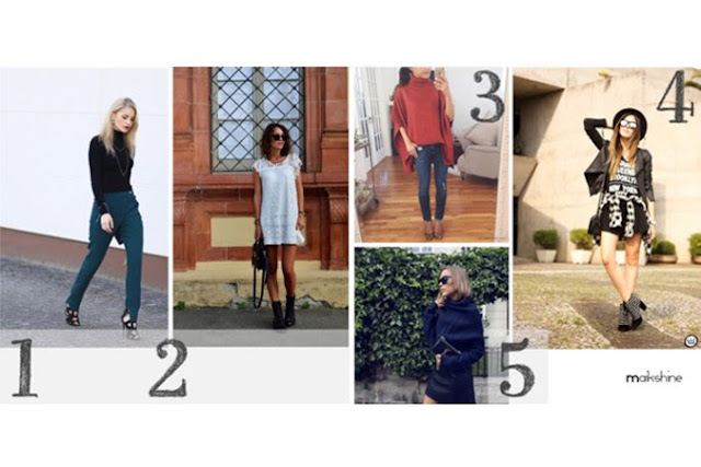 The best outfits of September #BestOfBlogs | Part 1