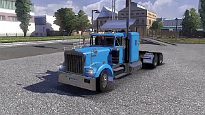Kenworth W900aRC + Interior - version 1.4.12