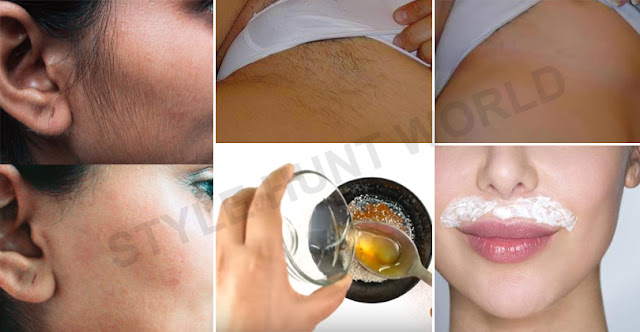 Best Way to Remove Facial Hair At Home