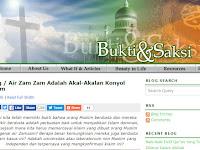 Situs Non-Islam Hoax Dibiarkan, Kemenkominfo Didesak Beberkan INDIKATOR Pemblokiran