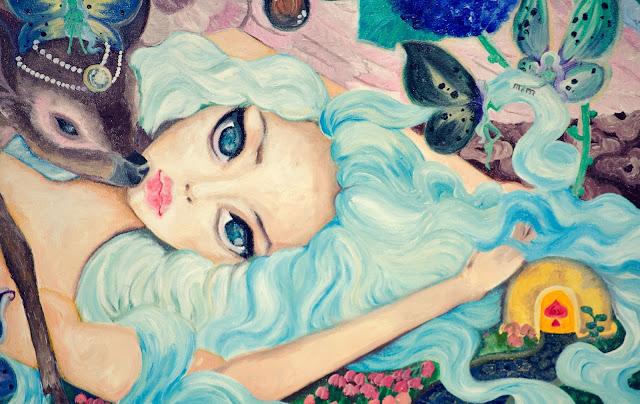 Alisa Gromova cuadros