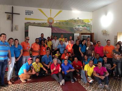Mairi-Fm marca presença no 2º Encontro de RÁDIOSCOM em Ruy Barbosa