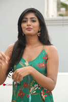 Actress Eesha Latest Pos in Green Floral Jumpsuit at Darshakudu Movie Teaser Launch .COM 0066.JPG